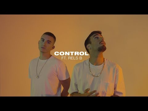 Letra Control Recycled J y Rels B
