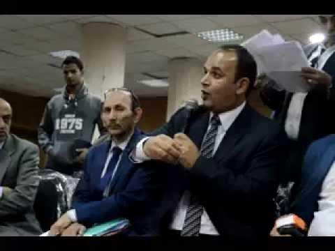طارق عبدالعظيم يطالب بتوريد قيمة تصديق العقود للنقابة العامة