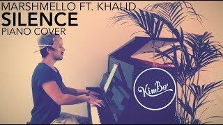 Video Marshmello ft. Khalid - Silence (Piano Cover + Sheets) MP3, 3GP, MP4, WEBM, AVI, FLV Maret 2018