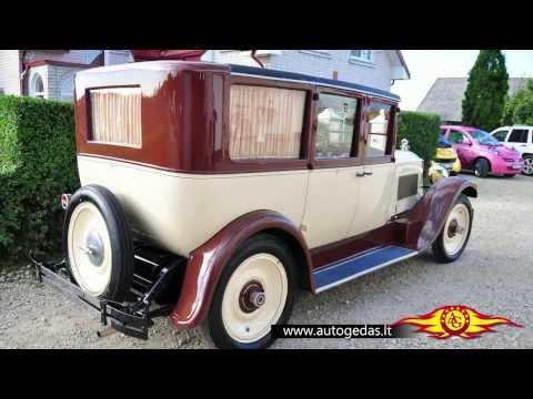 Packard 333 Limousine 1925 Repair Oldsmobile by Autogedas
