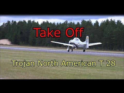 Aircraft Trojan North American...