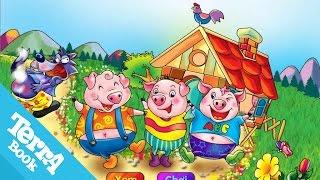 Three Little Pigs - TerraBookFurther information: http://terrabook.vn