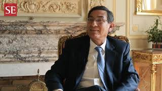 Martín Vizcarra acepta diálogo de Pedro Olaechea