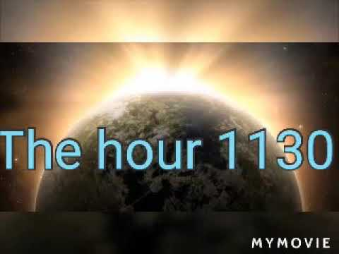 The hour 1130 by Bp Horatio 23/8/63