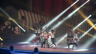 DJ BoBo - CIRCUS TOUR 2014 - Somebody Dance With Me (Official Clip taken from: Circus)