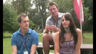 Group Interview 3 - WorldSkills Youth Forum - Vienna 2008