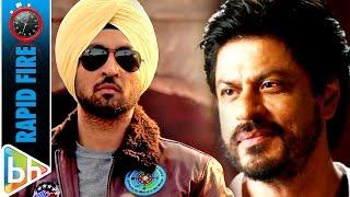 Video Diljit Dosanjh's FUNNY Rapid Fire On Shah Rukh Khan | Anushka Sharma | Rab Ne Bana Di Jodi MP3, 3GP, MP4, WEBM, AVI, FLV Desember 2018
