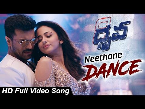 Video Neethoney Dance Full Video Song || Dhruva Movie || Ram Charan, Rakul Preet, Aravind Swamy download in MP3, 3GP, MP4, WEBM, AVI, FLV January 2017