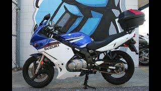 7. 2007 Suzuki GS500F ... Great Commute Motorcycle