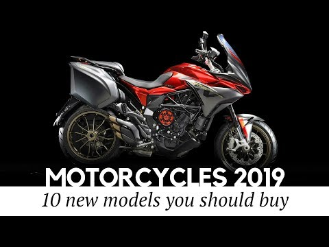 Download Top 10 New Motorcycles Coming in 2019: Reviewing Latest Models and Rumors HD Mp4 3GP Video and MP3