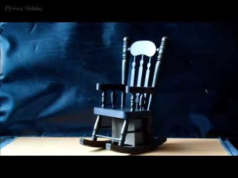 Ghost Chair Music Box – Geisterstuhl – A maiden's prayer tune