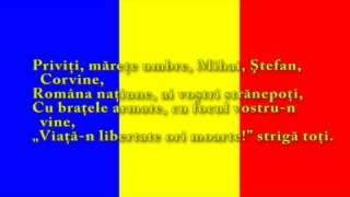 Imnul Romaniei (Romanian Anthem)