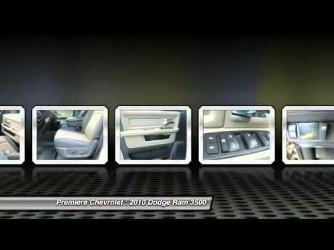2010 Dodge Ram 3500 Bessemer AL P2121