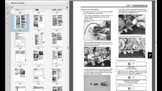 3. Polaris RZR 170 (2009) - Repair, Service, Workshop Manual - Owners