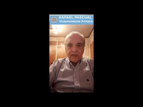 DIA DEL LEGISLADOR 2020 - Diputado Nacional (MC) Rafael Pascual