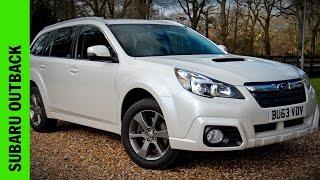 4. Subaru Outback Review