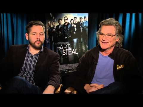 The Art of The Steal Interviews – Kurt Russell and Jonathan Sobol – Just Seen It
