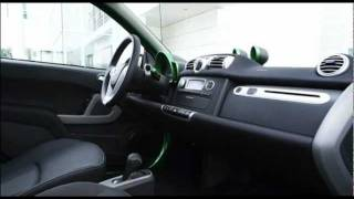 New Smart Fortwo Electric Drive 2012 Design