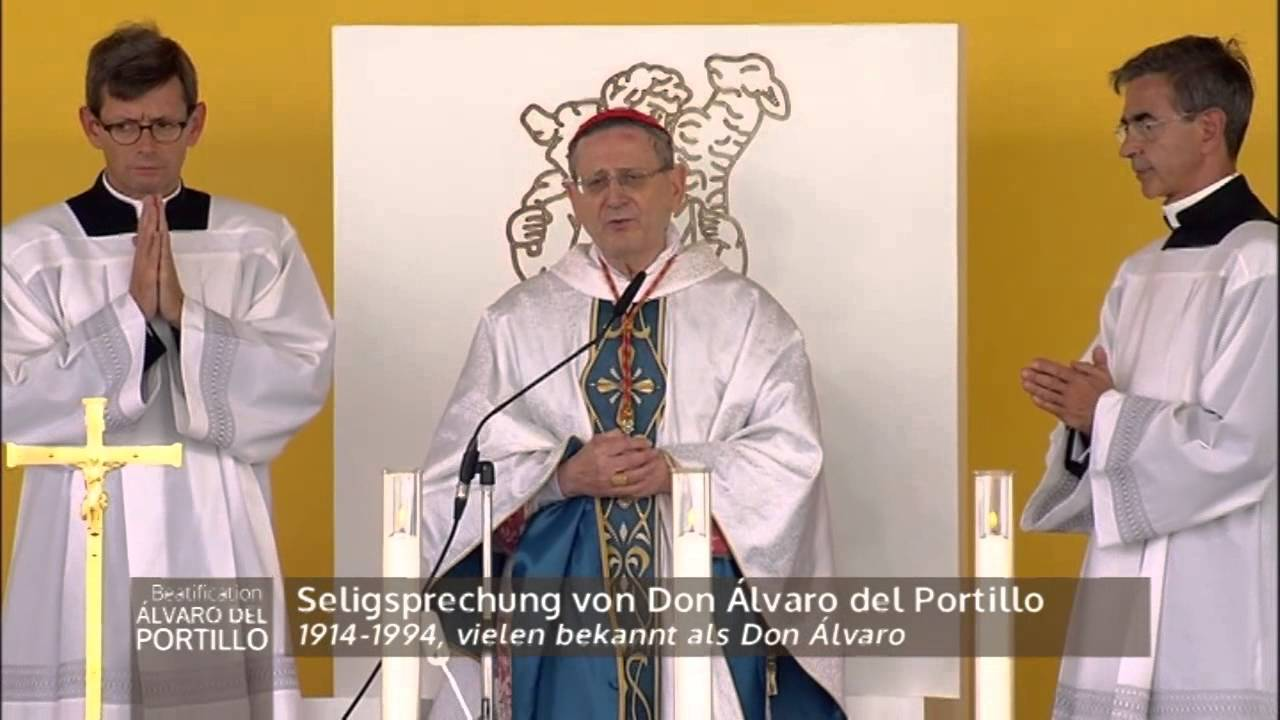 EWTN Broadcast of Beatification Ceremony