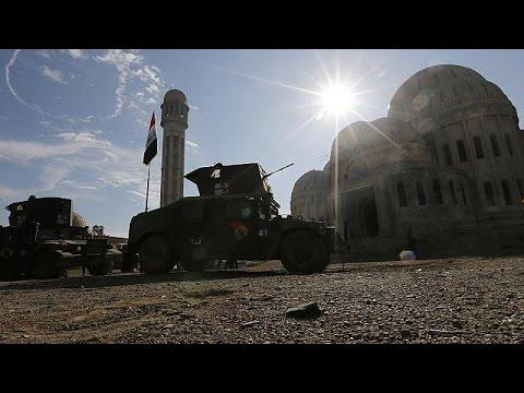 Υπό τον πλήρη έλεγχο του ιρακινού στρατού ο ανατολικός τομέας της Μοσούλης