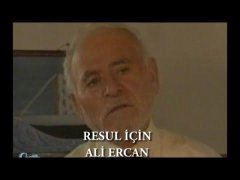 Ali Ercan – Resul İçin Sözleri