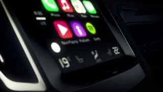 Apple CarPlay iPhone Infotainment System Debuts In Geneva: Video