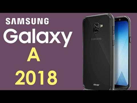 , title : 'NEW Samsung GALAXY A Series (A3,A5,A7) 2018 - Front Panels & Infinity Displays Leaks OUT!!!!'