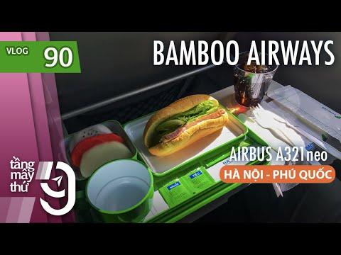 [M9] #90: Bay Phú Quốc với Bamboo Airways - Tắm trong phòng chờ | Yêu Máy Bay - Thời lượng: 10 phút.