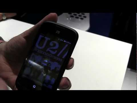 MWC 2013: Firefox OS Video Demo