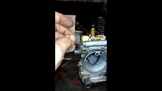 8. Raptor 660. Carb basics