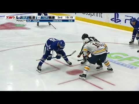 Video: Buffalo Sabres vs Toronto Maple Leafs | NHL | Sep-22-2017 | 19:30 EST