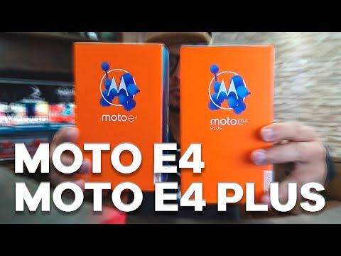 Unboxing -  Moto E4 e Moto E4 Plus, logo poderão ser ótimos!