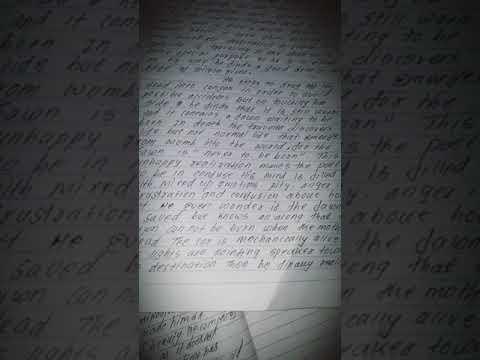 Class 12..poem.travelling through dark.must watch