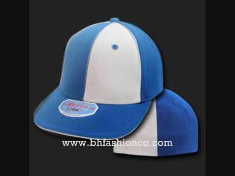 ULTRA FLEX FIT BASEBALL CAPS PINWHEEL SANDWICH HAT COLLECTION  – WWW.BHFASHIONCO.COM