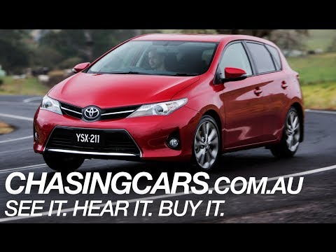 2014 Toyota Corolla Hatchback Review — ChasingCars.com.au