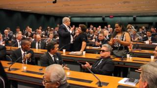 Reunião da Frente Parlamentar do CFDD BR em 30.03.2016