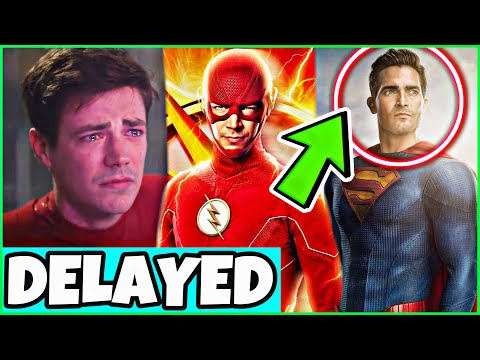 The Flash Season 7 Officially DELAYED! NEW Release Date Revealed!