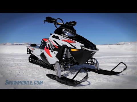 2015 Polaris 800 Pro-RMK