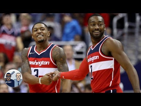 Video: Bradley Beal should stay with the Wizards, continue building with John Wall - Jalen | Jalen & Jacoby