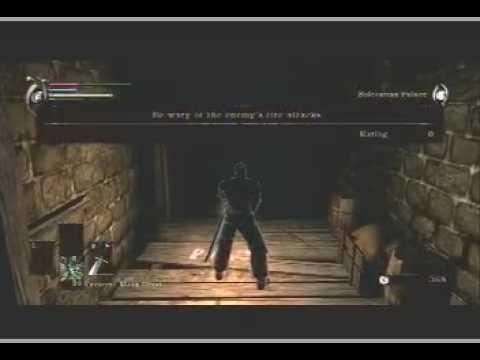 Let's Play Demon's Souls - Part 5