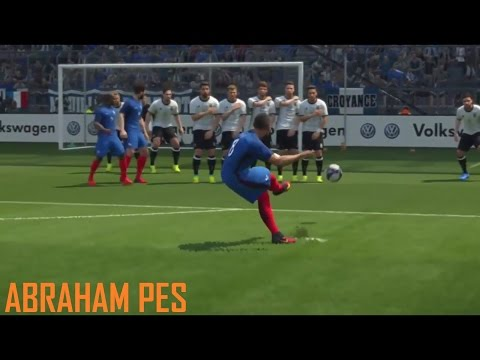Video PES 2017 LOS MEJORES GOLES, REGATES Y PARADAS !! ABRAHAM PES download in MP3, 3GP, MP4, WEBM, AVI, FLV January 2017