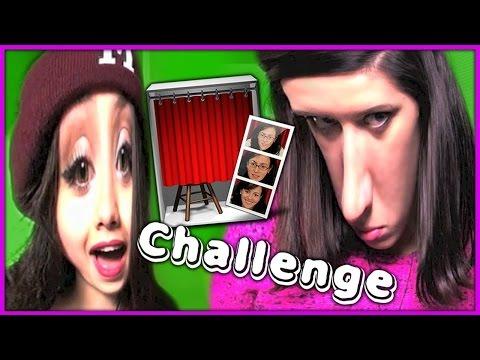 Photo booth Challenge Катя Клэп и Maria Way