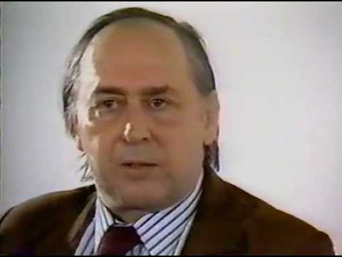 jg ballard - 1984 interview with J. G. Ballard about Empire of the Sun.