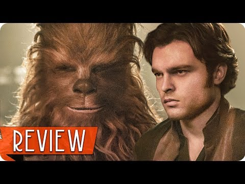 SOLO: A STAR WARS STORY Kritik Review (2018)