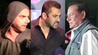 Video MEDIA Scared Of Salman Khan Treats FATHER Salim Khan With Respect MP3, 3GP, MP4, WEBM, AVI, FLV April 2018