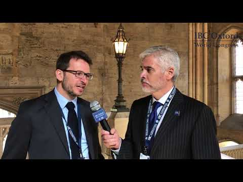 Interview with Professor Bruno Sgromo at IBC Oxford