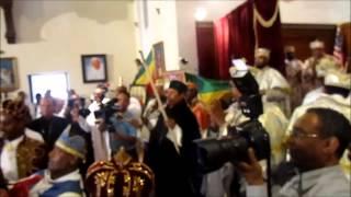የሐምሌ ቅድስት ሥላሴ በዓል 2014 በMinnesota TsirhaAriyam Kidist Selassie Eotc/ ጽርሐ አርያም ቅድስት ሥላሴ የኢ/ኦ/ተ/ቤ/ክ