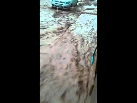 Tromba d'água  em Urucania em 4 03 2004
