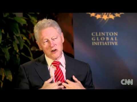 Clinton's weight loss secret: Plant based diet….