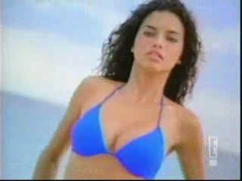 Special Interview With Adriana Lima In Tha Beach